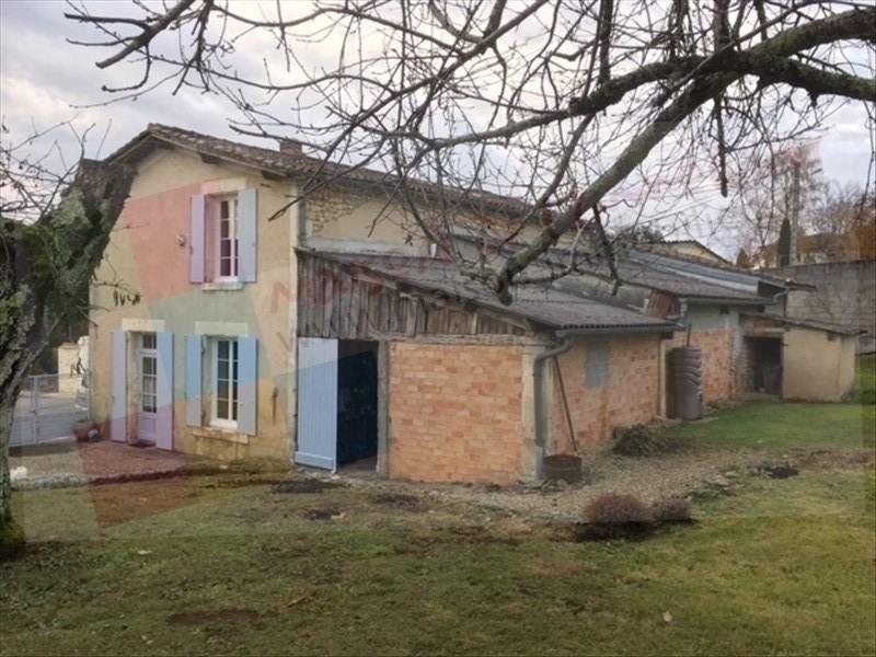 Vente maison / villa Limitrophe cognac 139100€ - Photo 1