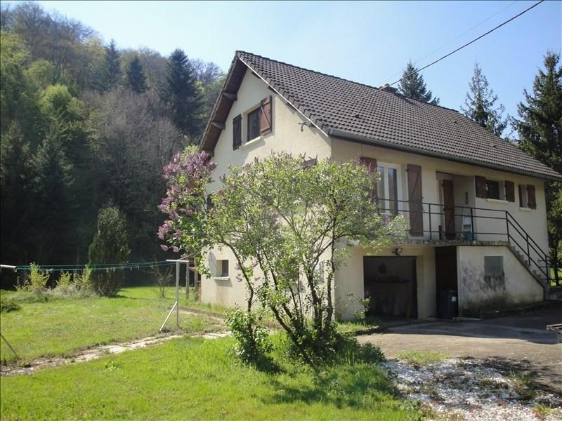 Vente maison / villa Villars sous ecot 149000€ - Photo 1