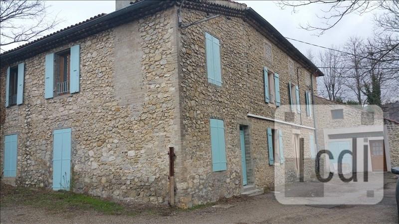 Vente immeuble Les tourrettes 396000€ - Photo 2