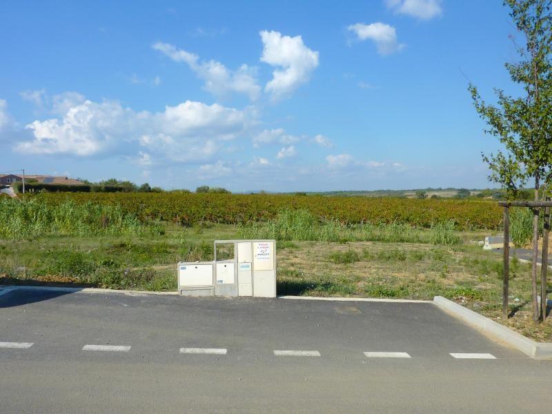 Terrain  de 400 m² Servian par GROUPE ANGELOTTI