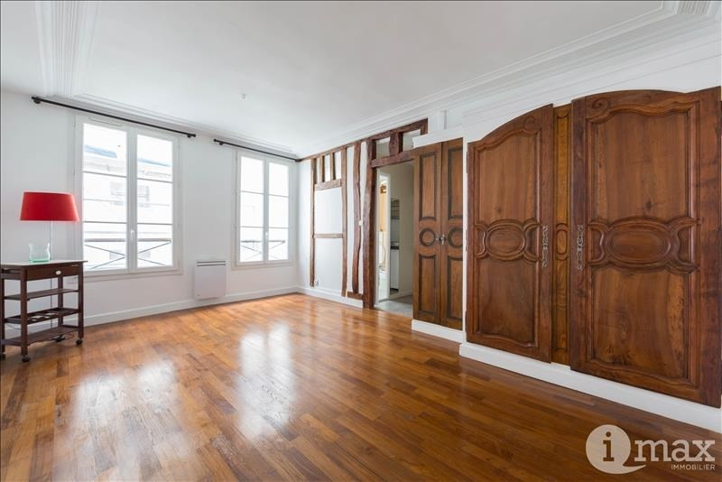 Vente appartement Paris 3ème 315 000€ - Photo 1