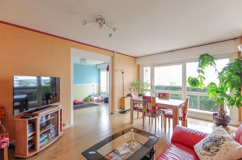 Vente appartement Metz 166 000€ - Photo 1