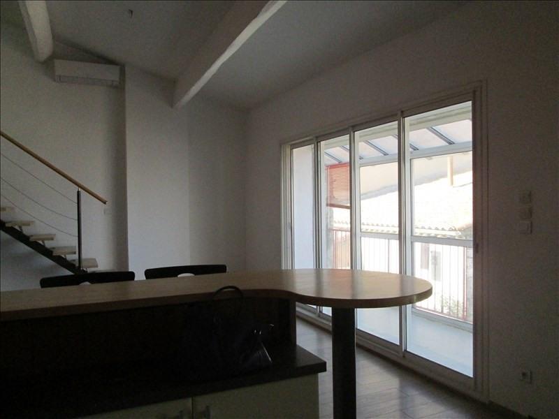 Vente appartement Sete 188000€ - Photo 1