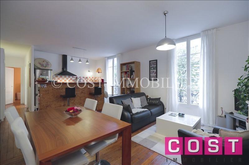 Revenda apartamento Bois colombes 299000€ - Fotografia 1