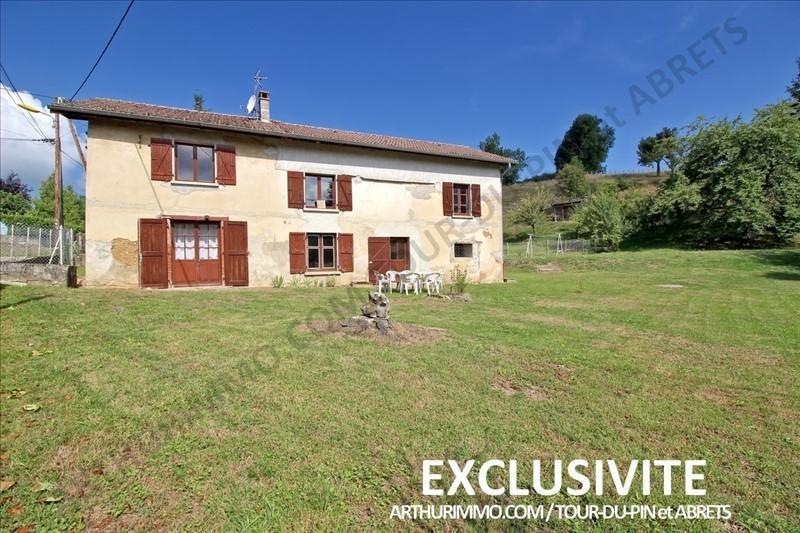Sale house / villa Chabons 143000€ - Picture 1