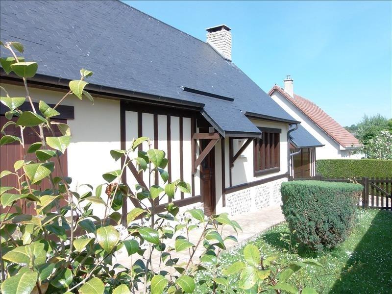 Sale house / villa Blonville sur mer 441000€ - Picture 1