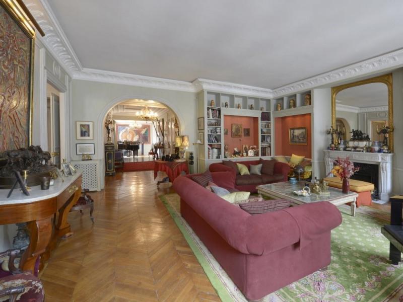 Престижная продажа квартирa Paris 17ème 3640000€ - Фото 2
