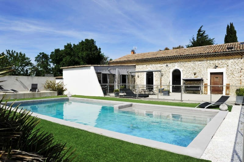 Vente de prestige maison / villa Montelimar 595000€ - Photo 1