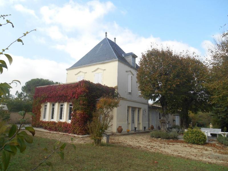 Deluxe sale house / villa Secteur la brede 875000€ - Picture 1