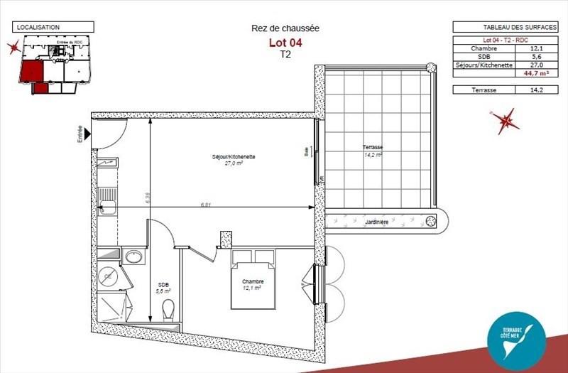 Vente de prestige appartement Bormes les mimosas 225000€ - Photo 2