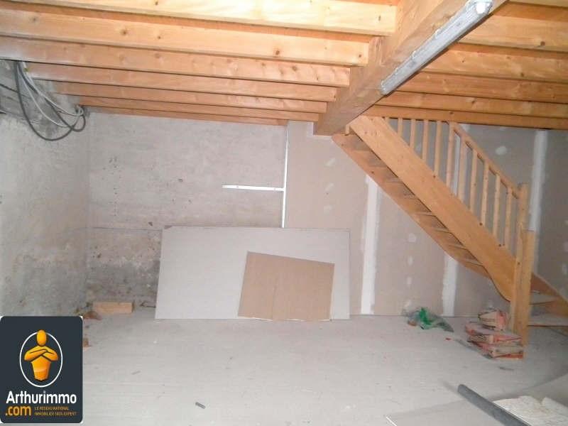 Sale house / villa Matha 54500€ - Picture 3