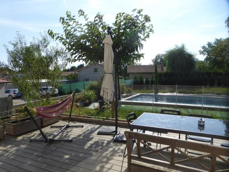 Vente maison / villa St just chaleyssin 416 000€ - Photo 5
