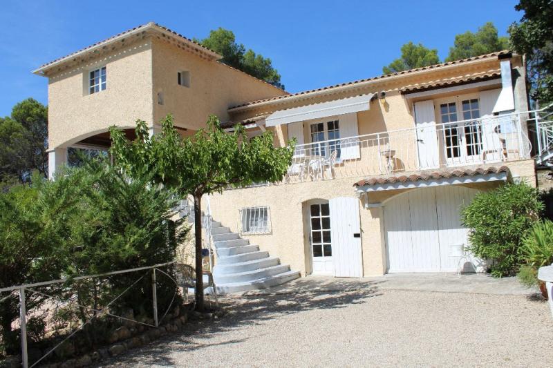 Venta de prestigio  casa Rognes 635000€ - Fotografía 3