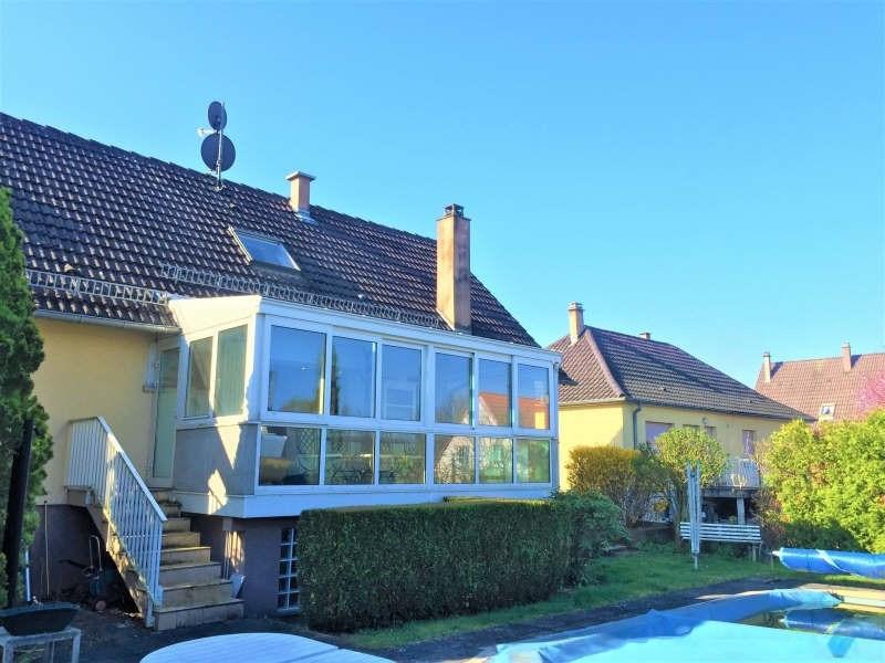Sale house / villa Schweighouse sur moder 336000€ - Picture 4