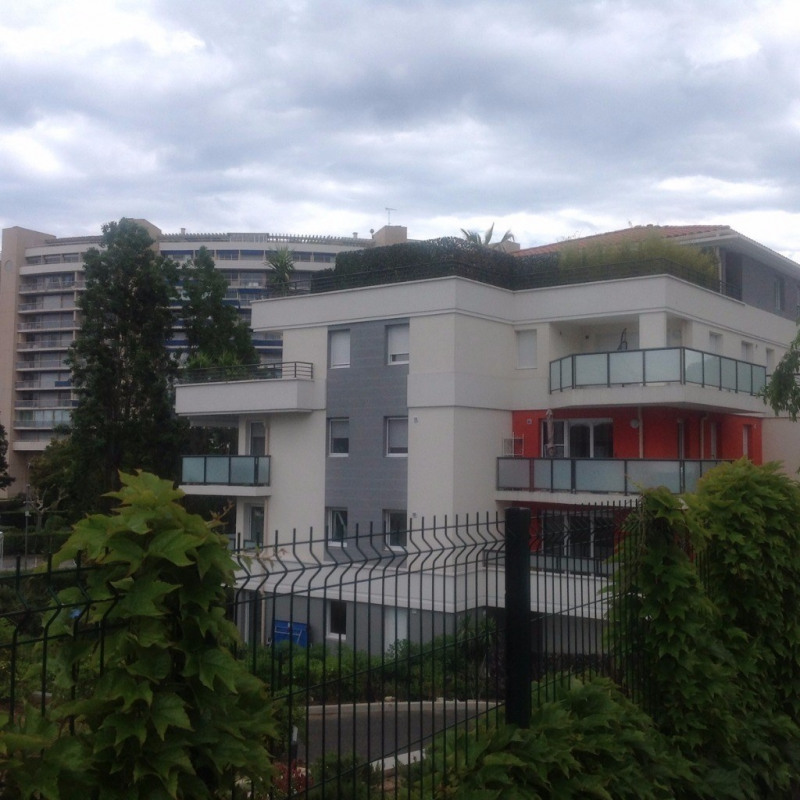 Vente appartement Mandelieu-la-napoule 329000€ - Photo 1