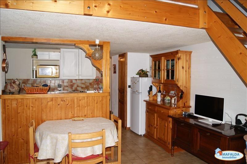 Vente appartement Mont saxonnex 117000€ - Photo 1
