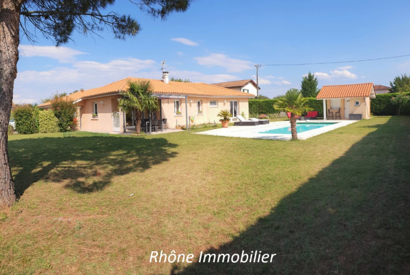 Vente maison / villa Villette d anthon 499000€ - Photo 2