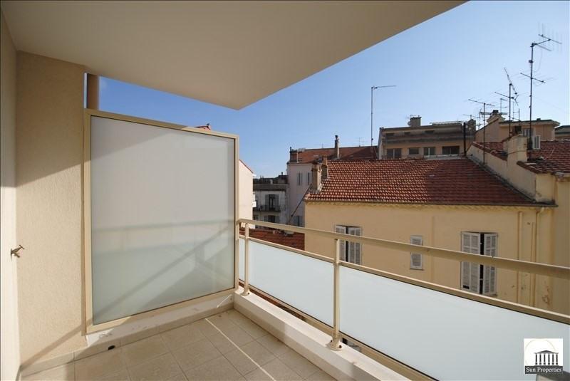 Vente appartement Cannes 541000€ - Photo 10