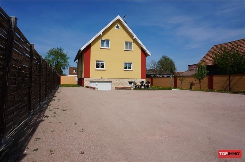 Sale house / villa Muntzenheim 335000€ - Picture 1