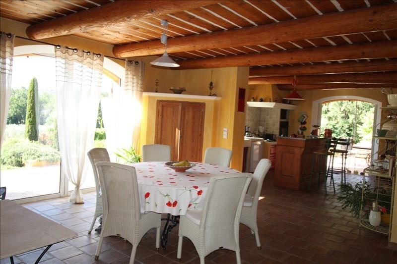 Verkoop van prestige  huis Meyreuil 855000€ - Foto 7