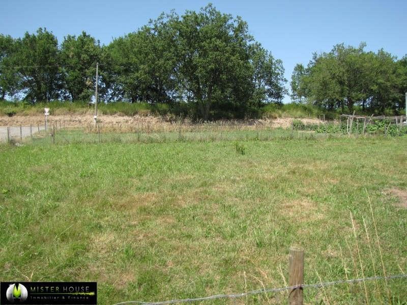 Verkoop  stukken grond Fabas 60000€ - Foto 2
