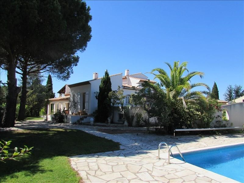 Deluxe sale house / villa Maraussan 520 000€ - Picture 1