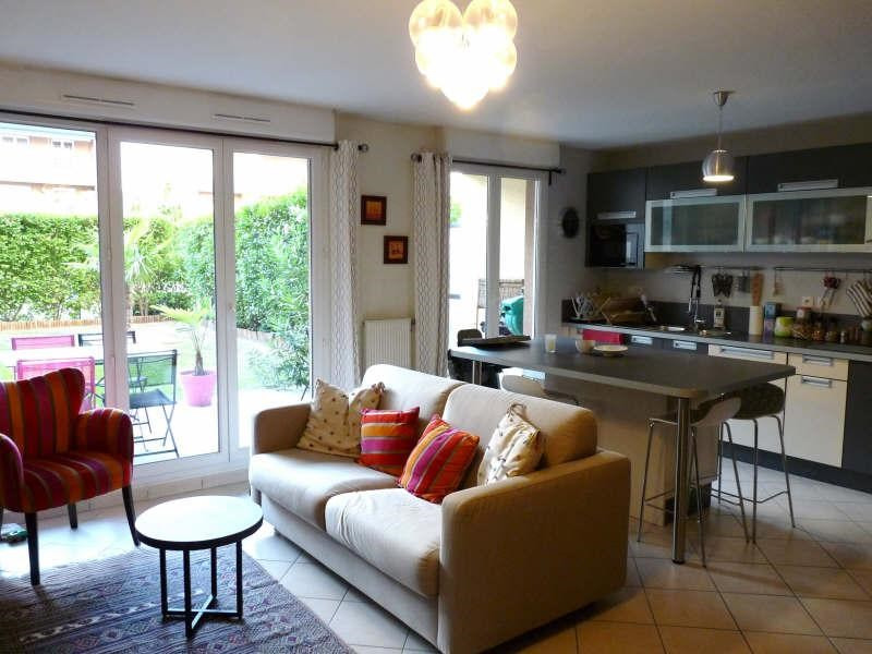 Vente appartement Villeurbanne 289 000€ - Photo 2