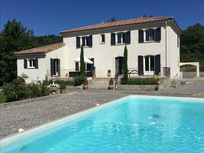 Vente maison / villa Vesseaux 435000€ - Photo 1