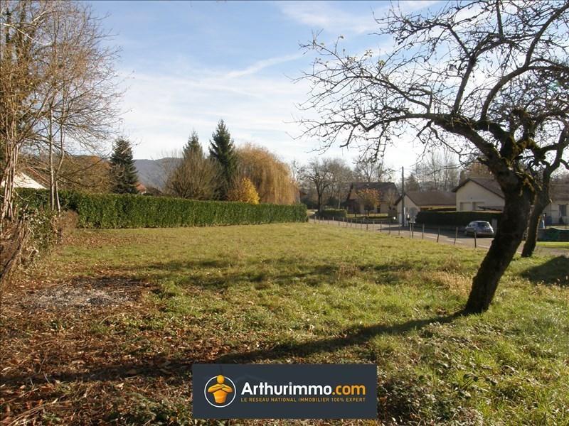 Vente terrain Creys et pusignieu 67000€ - Photo 1