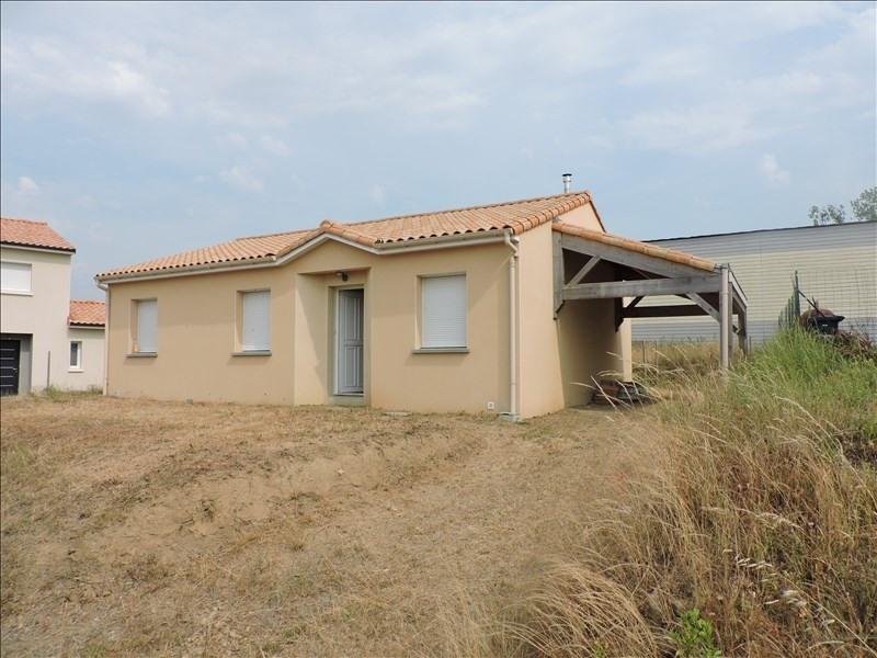 Vente maison / villa Montfaucon-montigne 144990€ - Photo 1