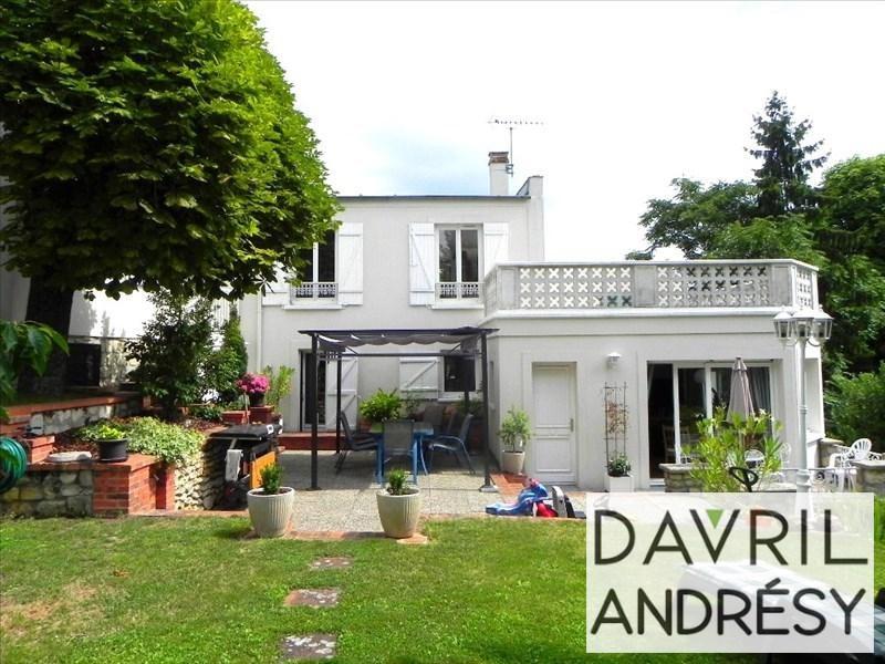 Sale house / villa Andresy 529000€ - Picture 1