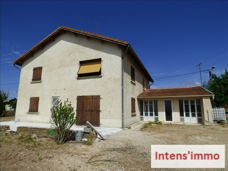 Sale house / villa Romans sur isere 255 300€ - Picture 1