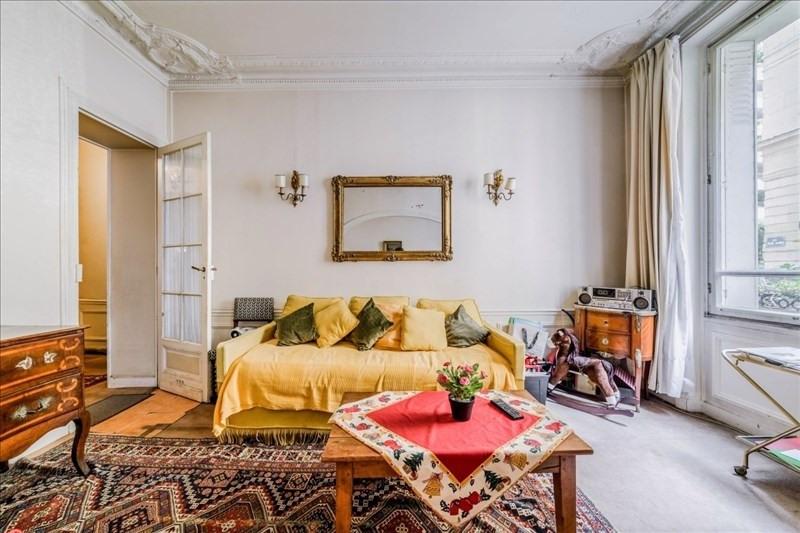 Vente appartement Paris 16ème 865000€ - Photo 2