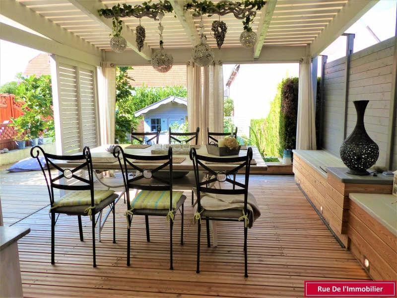 Sale house / villa Herrlisheim 296500€ - Picture 3