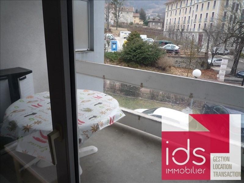 Rental apartment Allevard 500€ CC - Picture 2