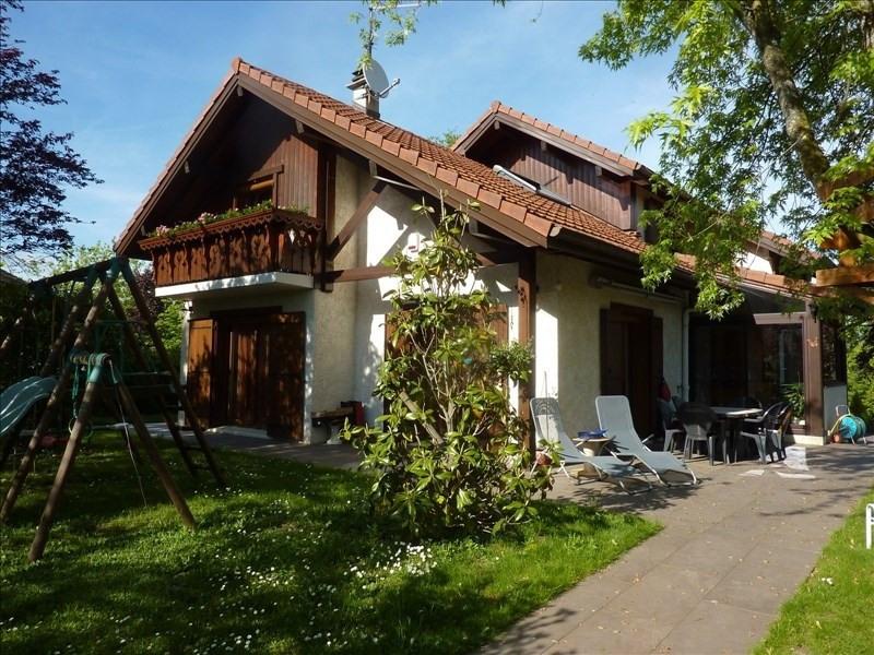 Vente maison / villa St genis pouilly 865000€ - Photo 1