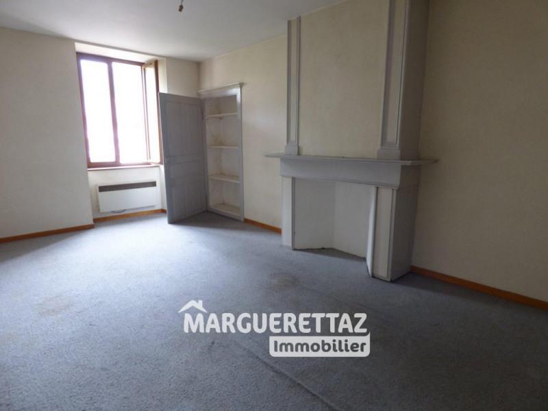 Vente appartement Saint-jeoire 102000€ - Photo 3