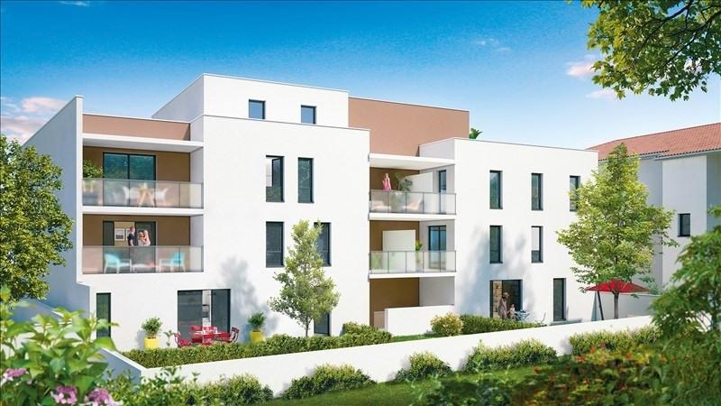 Vente appartement Toulouse 196000€ - Photo 2