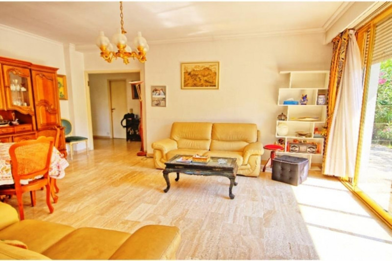 Sale apartment Cap d'antibes 565 000€ - Picture 1