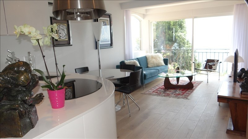 Deluxe sale apartment Cavalaire 595000€ - Picture 2