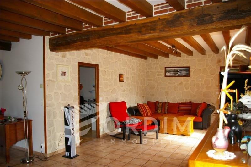 Sale house / villa St sauveur en puisaye 267500€ - Picture 2