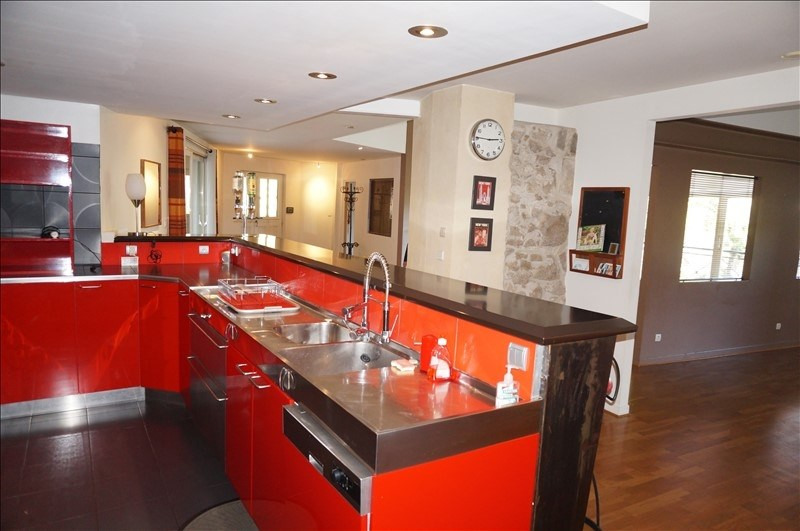 Immobile residenziali di prestigio casa Condrieu 630000€ - Fotografia 1