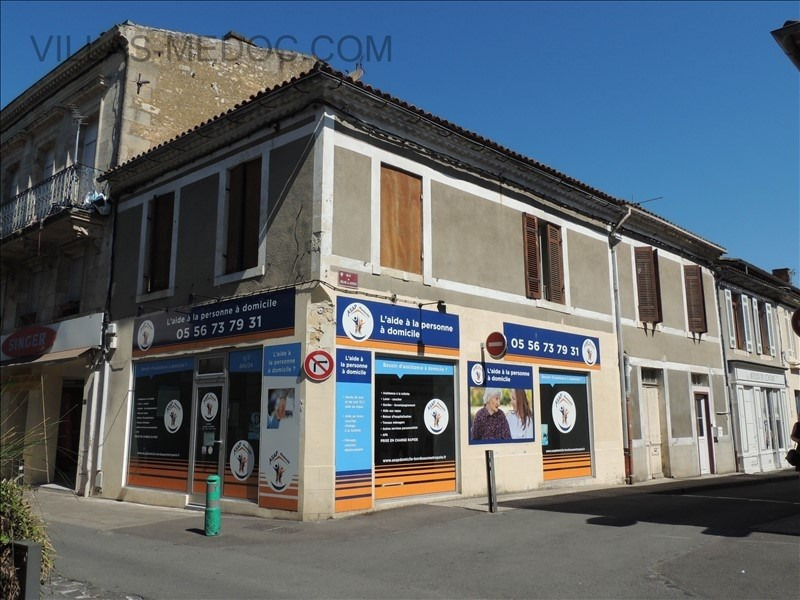 Investment property building Lesparre medoc 159 500€ - Picture 1