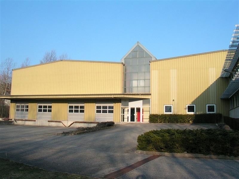 Location Local d'activités / Entrepôt Saint-Chamond 0