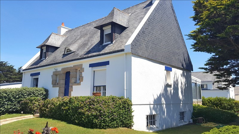 Vente maison / villa St pierre quiberon 378450€ - Photo 1