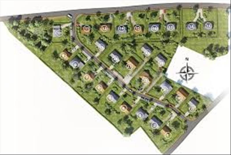 Vente terrain Chazelles sur lyon 440000€ - Photo 3