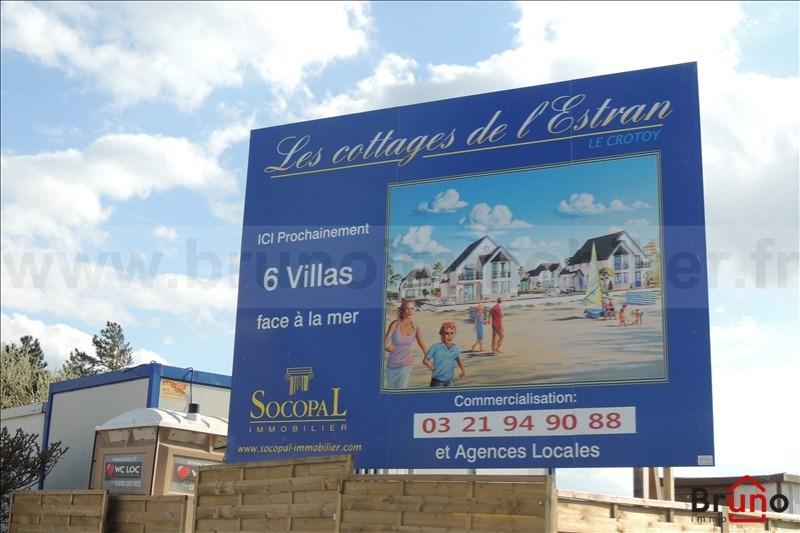 Revenda residencial de prestígio casa Le crotoy 420000€ - Fotografia 5