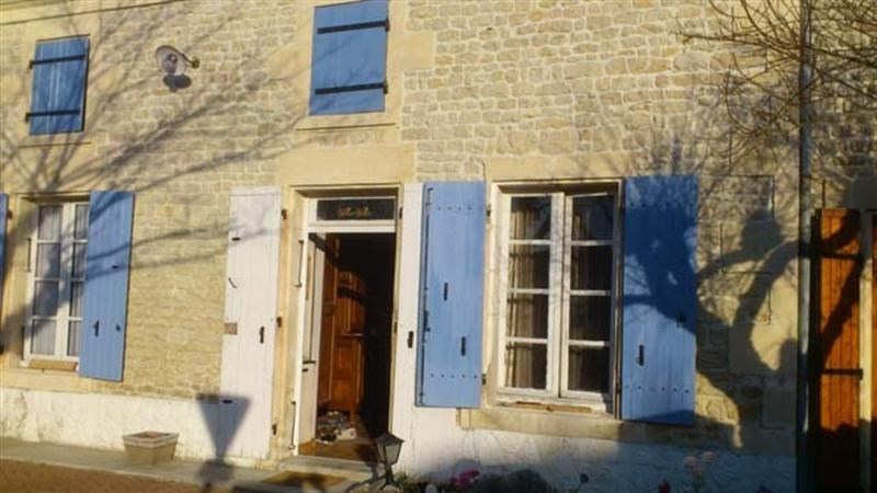 Sale house / villa Aulnay 98 400€ - Picture 2