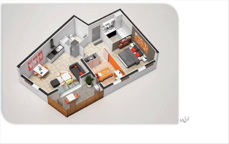 Vente appartement Nimes 209000€ - Photo 3