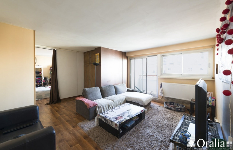 Vente appartement Paris 15ème 400000€ - Photo 3